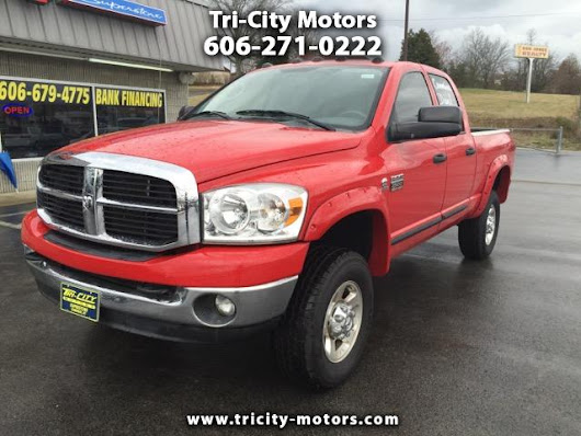 Used 2007 Dodge Ram 2500 for Sale in Somerset KY 42501 Tri-City Motors