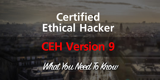 How to prepare for CEH (Certified Ethical Hacker)? | My CMS