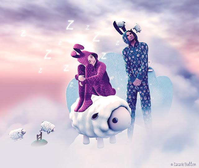 Counting Sheep Until We Sleep
