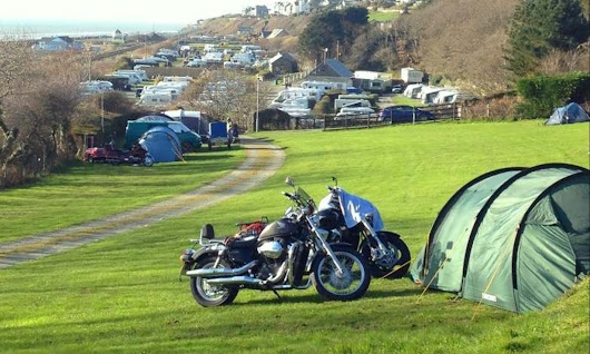 3 Best Places To Go Motorcycle Camping In the UK - Travel & Pleasure