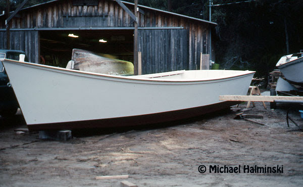 Michael Halminski Photography » Buxton Woods Boat Works