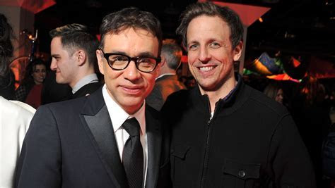 "Fred Armisen to lead Seth Meyers' ""Late Night"" band   CBS News"