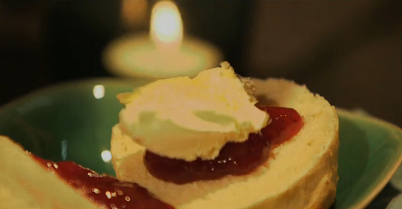 Phil Vickery clotted cream scones recipe for Mother's Day ...