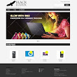 100% Free Responsive Prestashop Themes 1.5 (Black Hawk )