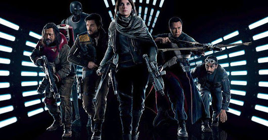 Listen. We need to talk about those rumors that two big 'Rogue One' characters are gay