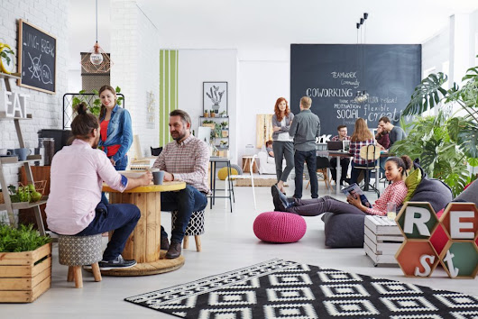 Well-Designed Office Space and Employee Engagement