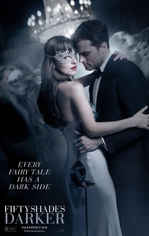 Resultado de imagem para fifty shades darker movie poster