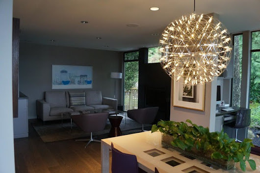 Vancouver - Parthenon Place - Contemporary - Family Room - vancouver - by Carol Shapiro Interior Design