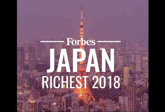 Japan's 50 Richest People