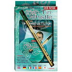 Waltons Absolute Beginners Irish Tin Whistle DVD Pack