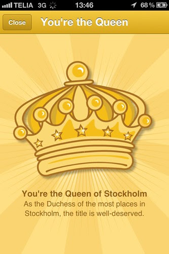 the queen of stockholm