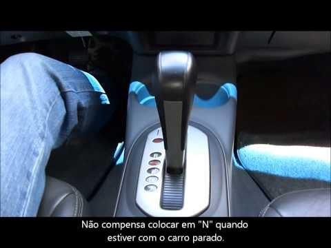 DICAS DE CÂMBIO AUTOMÁTICO