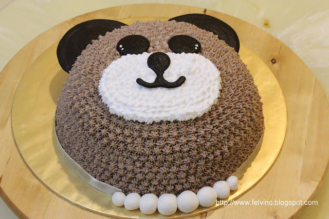 bear cake 熊妈咪