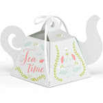 Hortense B. Hewitt 42244 Tea Time Favor Box