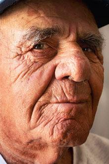 Greece longevity Vangelis Koutis