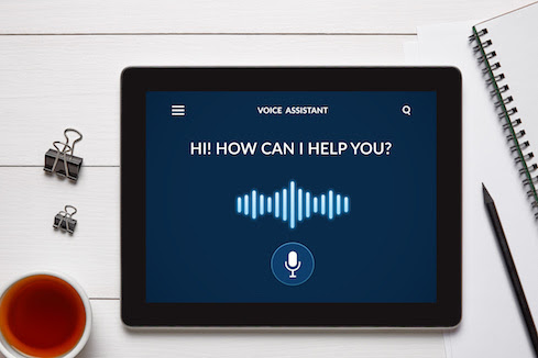 Voice Assistants Coming to the Enterprise - InformationWeek