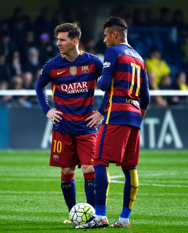 Barcelona   Neymar's message for Messi - AS.com