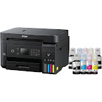 Epson WorkForce ET-3750 Special Edition EcoTank All-in-One Printer