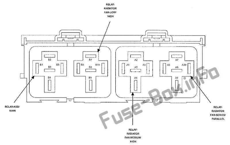 2007 Chrysler Sebring Wiring Schematic
