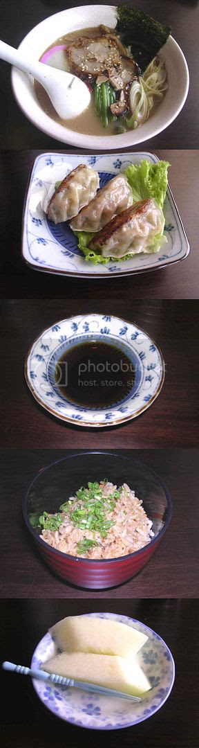 Han-Chan Tonkotsu Ramen Set