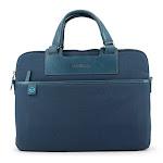 Piquadro Briefcase w/Notebook/iPad Compartment (CA3133X3), blue