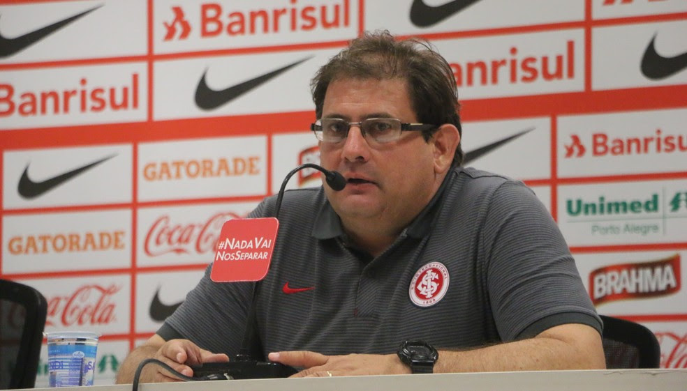 Guto elogia Inter na vitória sobre o Ceará (Foto: Eduardo Deconto)