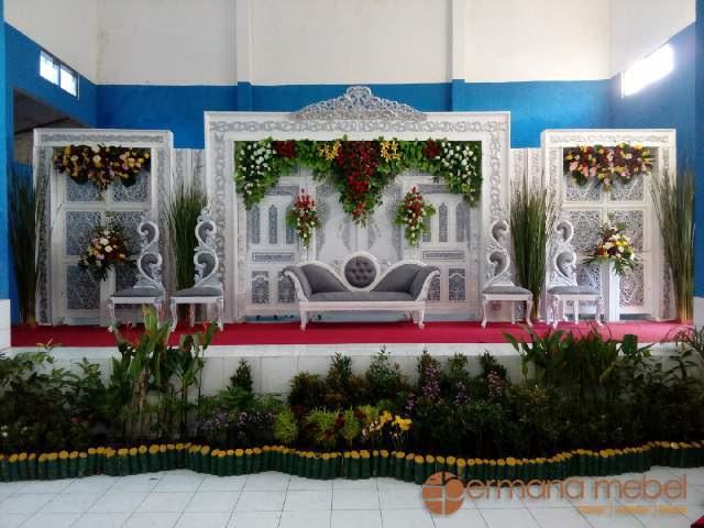 dekorasi pengantin duco