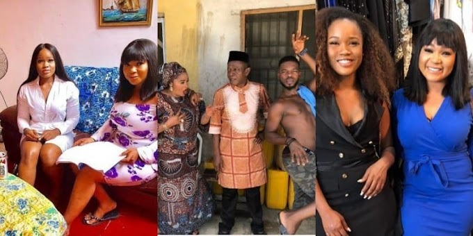 Ex-#BBNaija housemate, Cee-C set for Nollywood debut (Photos)