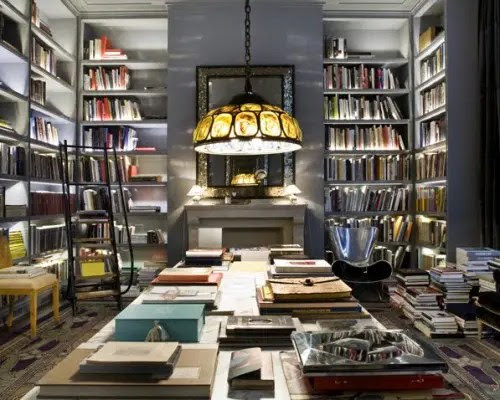 Terrific Home Library Design Ideas 2015 | Amazing Home Design