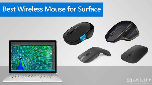 Best Wireless Mouse for Microsoft Surface