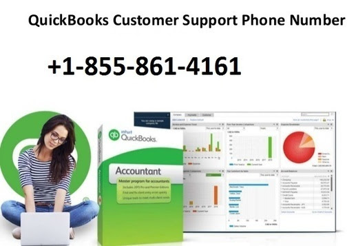 quickbooks customer support phone number | QuickBooks Customer Care @+1-855-861-4161