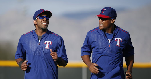 Adrian Beltre opens up about his 'big brother-little brother' relationship with Elvis Andrus | SportsDay