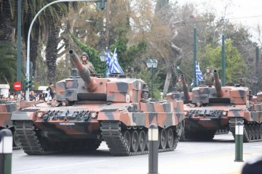 `Με δόξα τιμή` αλλά και έξοδα η παρέλαση στη Θεσσαλονίκη - Μεταφέρουν άρματα και από Ξάνθη!
