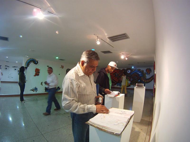 """Exposición """"El Sueño de la Razón"""""""
