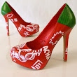 Rock Out, A Pair of Sriracha Stilettos