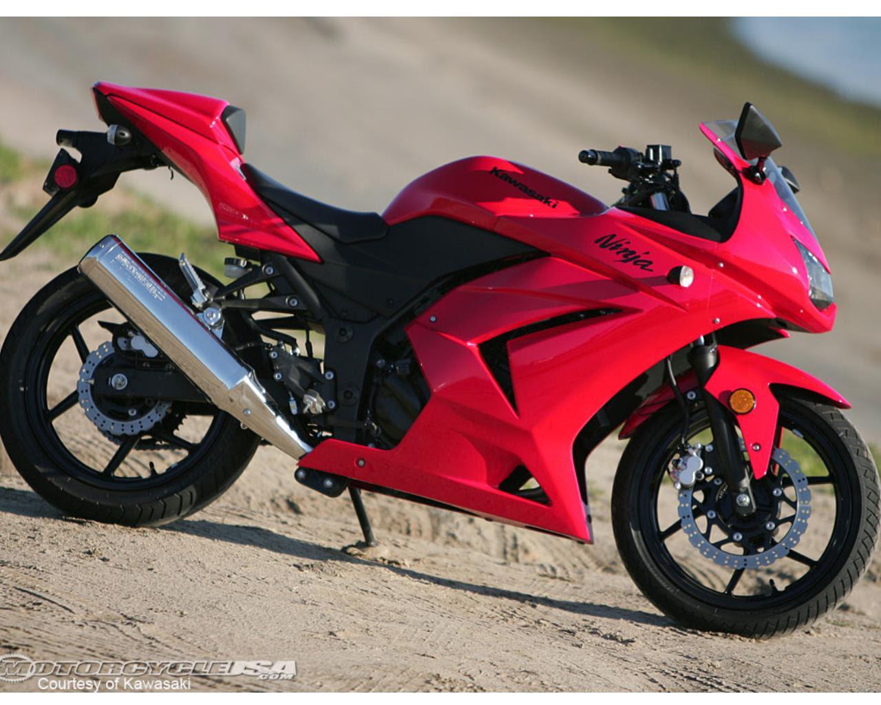 99 Gambar Motor Ninja 4 Tak Merah Terbaru Dan Terlengkap Obeng Motor