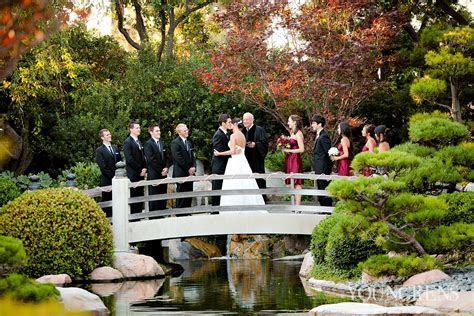 Japanese Garden Wedding, Part One Matt and Holly   The
