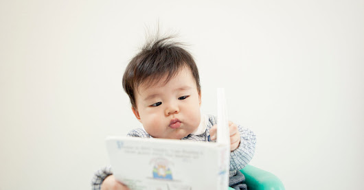 The Scientific Case For Reading To Your 6-Month-Old