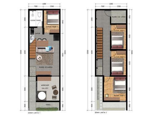 107 Gambar Rumah Minimalis Sederhana Pake Pensil HD Terbaru