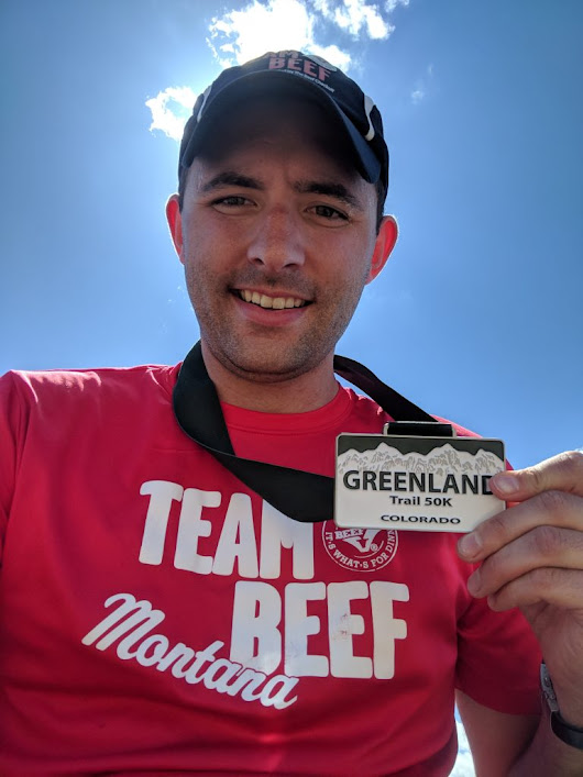 Greenland Trail 50k Ultramarathon Report – Beef Runner