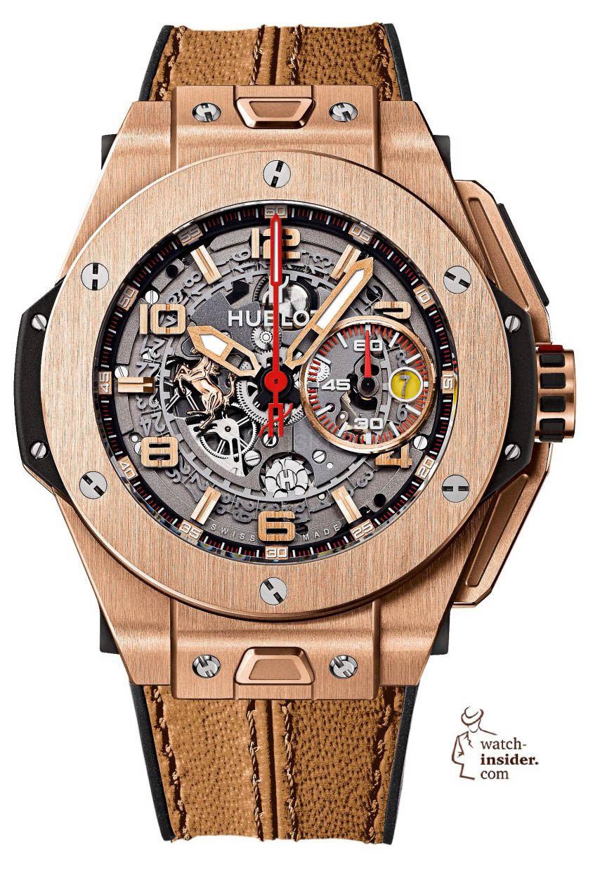 A Fleet Of Ferraris 10 Hublot Big Bang Ferrari Watches Watchtime Usa S No 1 Watch Magazine