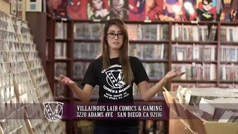 Villainous Lair Comics And Gaming