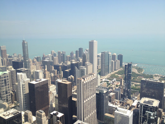 Most Popular Suburbs for Commuting to the Windy City