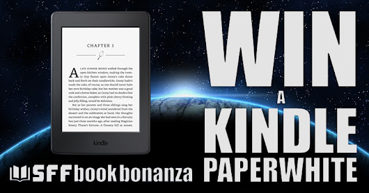 Kindle Giveaway - Dec 2017 - SFF Book Bonanza - Discover Science Fiction and Fantasy Books