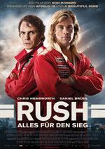 Rush - Alles für den Sieg Filmplakat