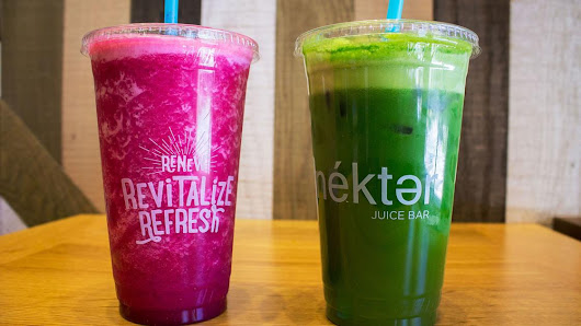 Nekter Juice Bar opens second Tucson shop Saturday with $1 drinks