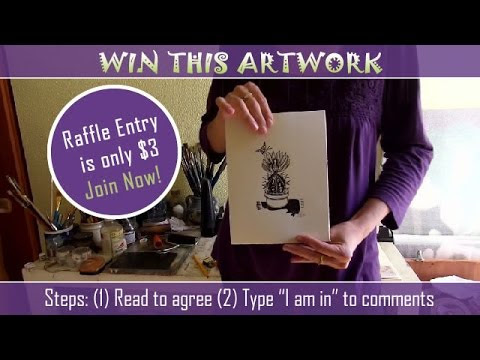 WIN AN ARTWORK