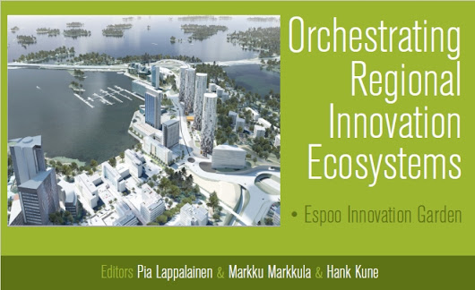 Orchestrating Regional Innovation Ecosystems - Online S3 Project website