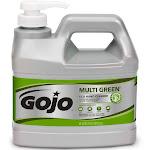 Gojo 0989-04 Multi Green Hand Cleaner, 64 oz