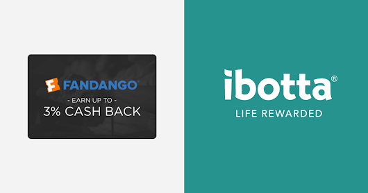 Fandango Offer on Ibotta